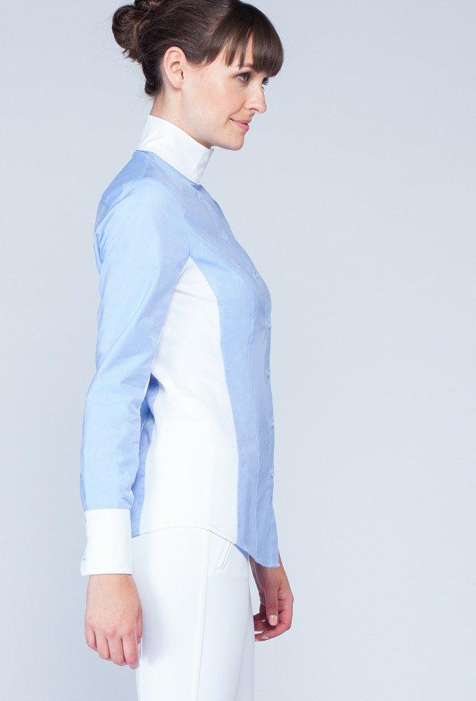 Womens White Oxford Shirts