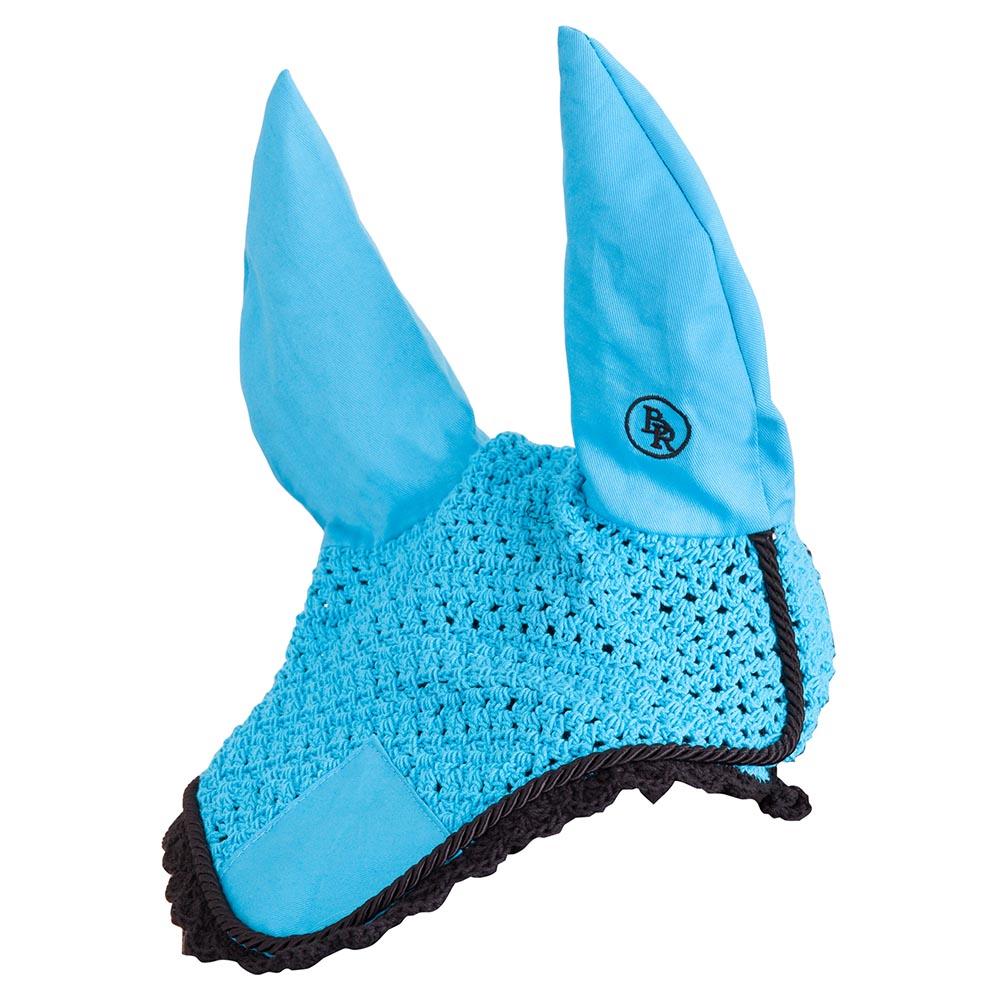 Br event ear bonnet lanoir saddleworld for Tapis noir et turquoise