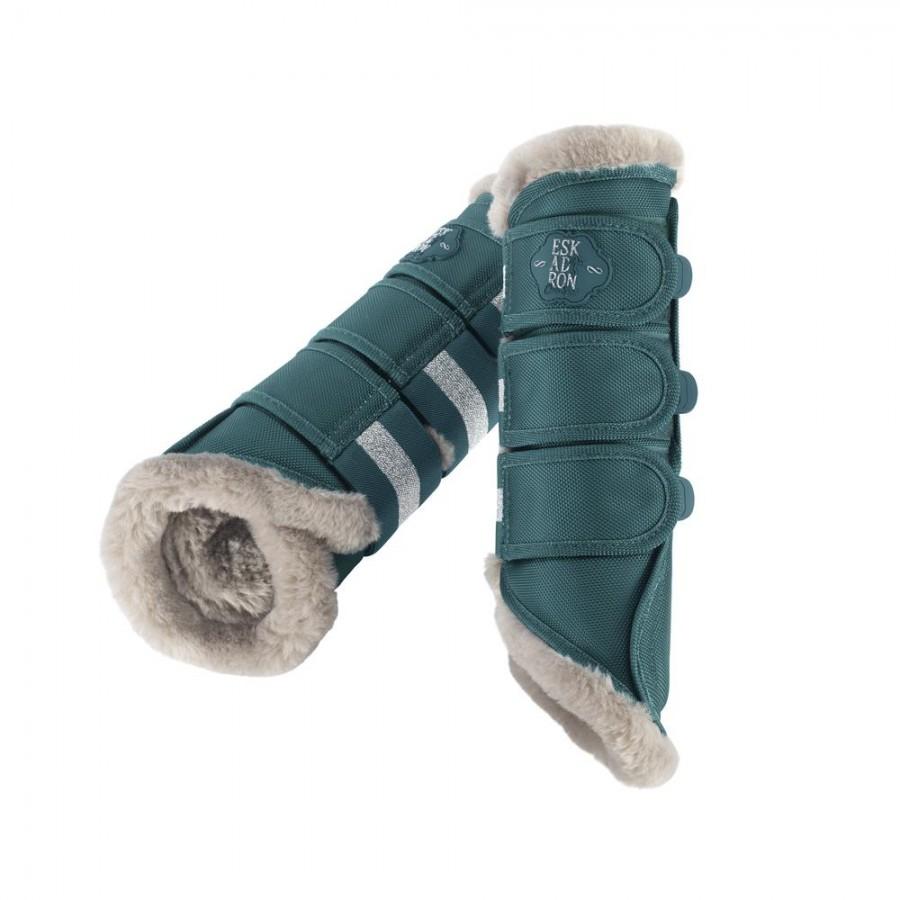 eskadron-teal-blue0brushing-boots