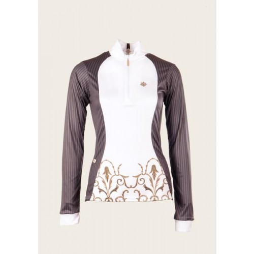 espoir_grey_ornate_pattern_show_shirt