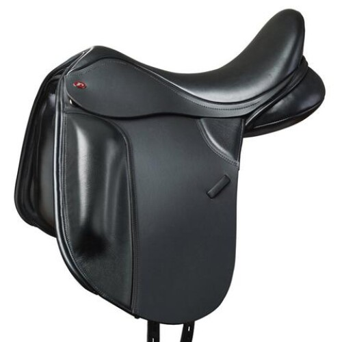 Thorowgood T8 Dressage Saddle with Blocks