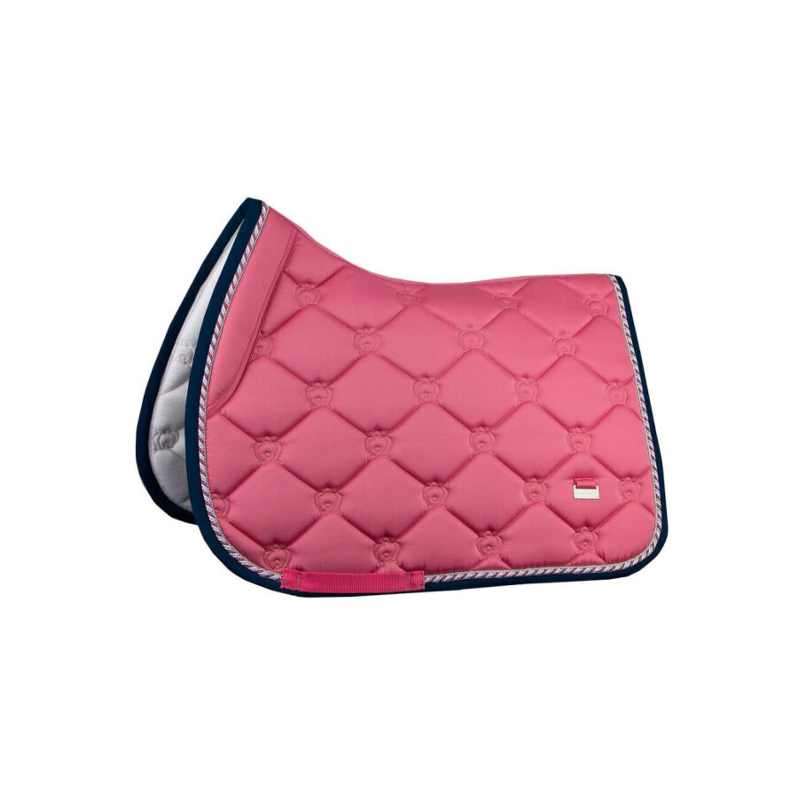 psos-cranberry-saddle-pad