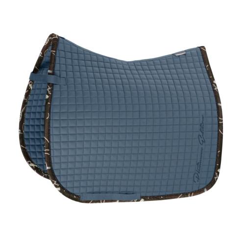 eskadron-vintage-blue-cotton-saddle-pad