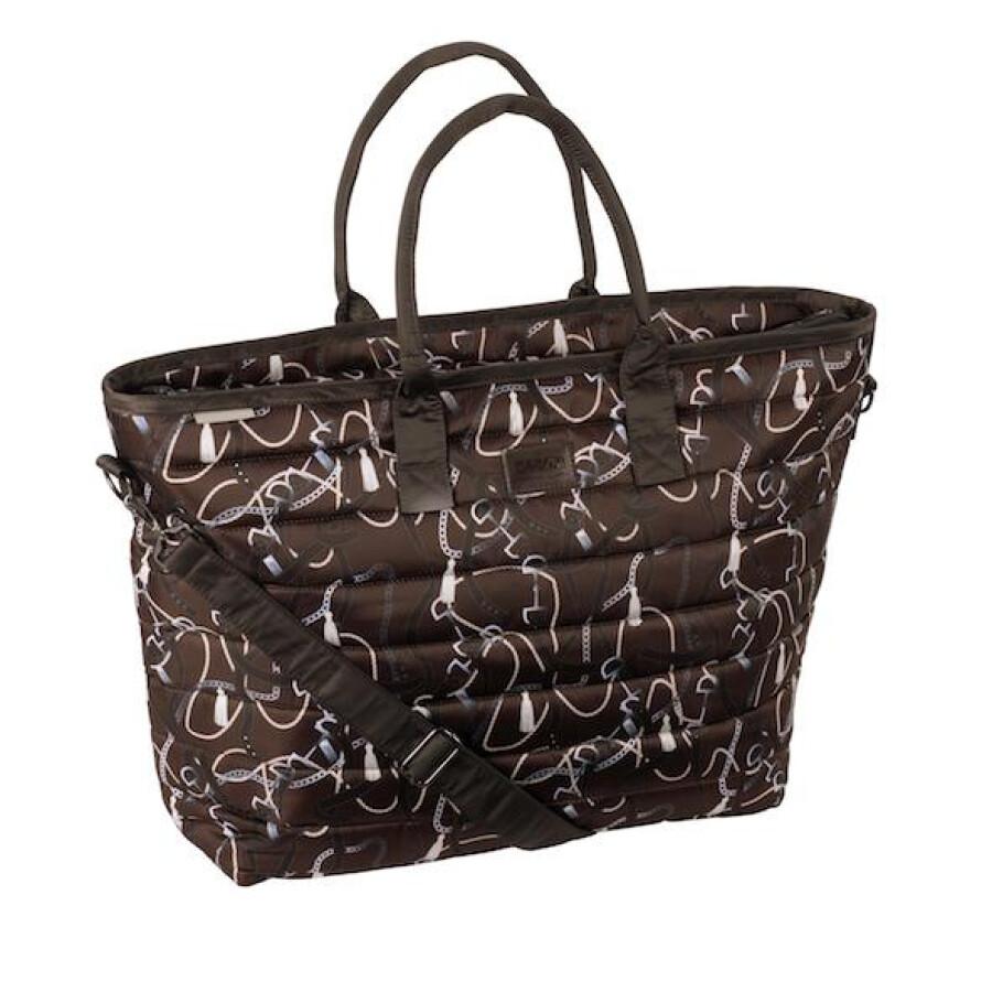eskadron-platinum-glossy-shopper-bag