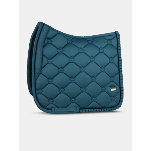 ps-of-sweden-petrol-ruffle-saddle-pad